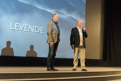 Knut Sverre Horn og Magnus Reneflot