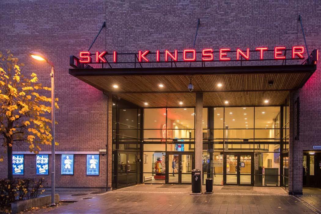 Ski kino Foto: Per Flakstad