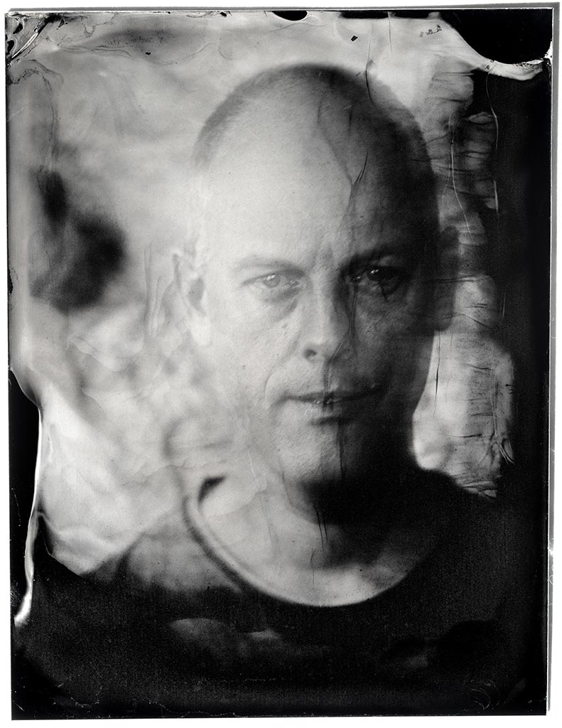 Lars Andreas Dybvik portrett