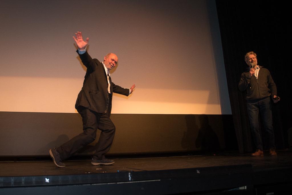 Festivalgeneral Jan Magnus Reneflot