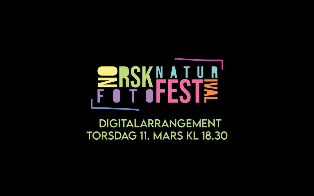 Norsk Naturfotofestival 2021
