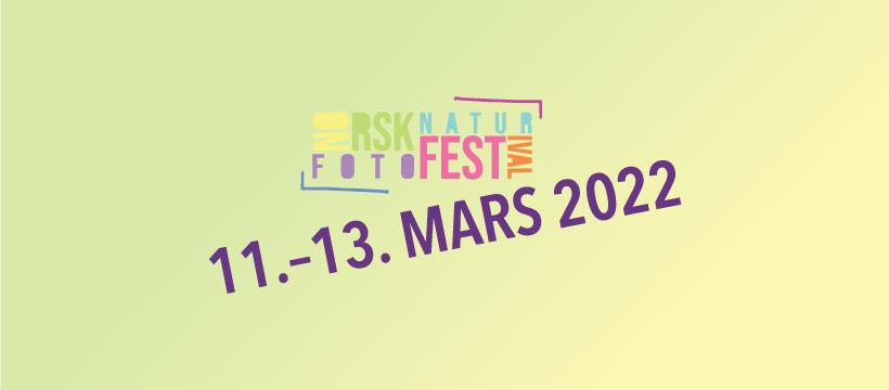 Norsk naturfotofestival 11.–13. mars 2022